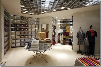 Zara Home A New Flagship Store In Milan The New Fashion Guides